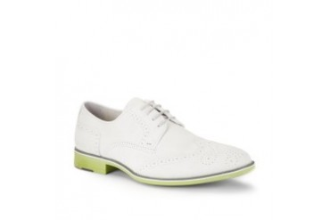 Social Ladder Suede Wingtip Shoe