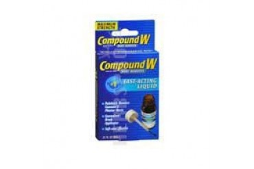 Compound W Wart Remover - Maximum Strength Liquid 0.31 oz