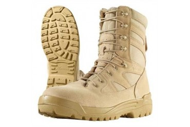 8'''' Hot Weather Signature Combat Boots - 8'''' Hot Weather Signature Combat Boots Tan Size 10 1/2r
