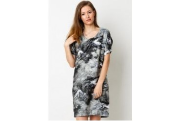 Urban Twist Round Neck Dress