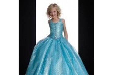 "Tiffany ""In Stock"" Princess Dress - Style 13354"