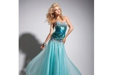 "Tony Bowls Paris ""In Stock"" Dress - Style 113753"