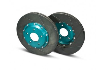Project Mu SCR Pro Front Brake Rotors Subaru WRX 02-07