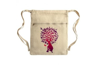 PRLAY Sack Pack Music Cinch Sack by CafePress