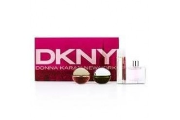 Dkny House Of Dkny Miniature Coffret City, Be Delicious, Energizing,