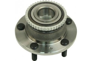 2006-2011 Mercury Milan Wheel Hub Beck Arnley Mercury Wheel Hub 051-6229 06 07 08 09 10 11