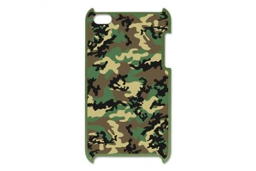 Woodland Camo iPod Touch 4 Case