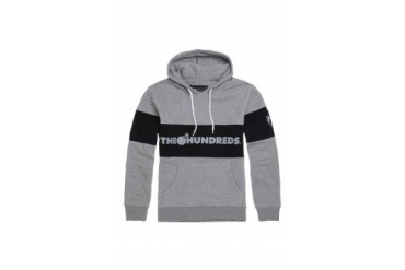 Mens The Hundreds Hoodies - The Hundreds Base Pullover Hoodie