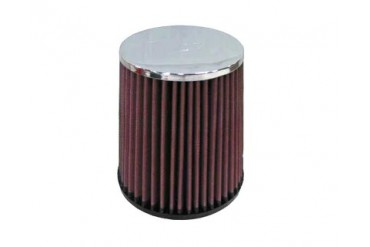 KN Round Tapered Universal Air Filter 5.5in-B 4.5in-T 6in-H 2.5in-F