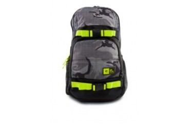 Cylinders Camo Backpack