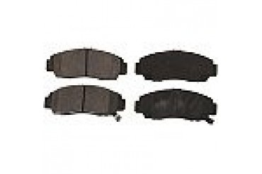 2001-2003 Acura CL Brake Pad Set Bendix Acura Brake Pad Set RD787