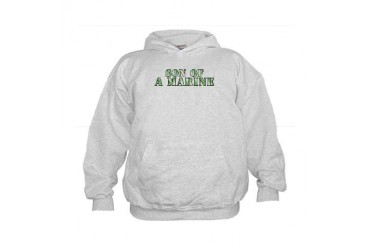 Military relatives series kids' hoodie Military Kids Hoodie by CafePress