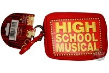 High School Musical Name Coin Purse Key Ring