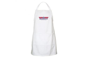 Bremerton Pride Location Apron by CafePress