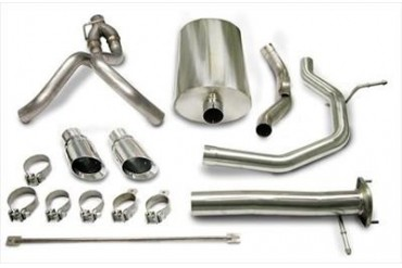 Corsa Performance Exhaust Sport Cat-Back Exhaust System 14254 Exhaust System Kits