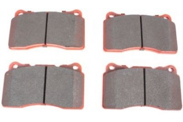 2004-2007 Acura TL Brake Pad Set Kool Vue Acura Brake Pad Set KV200133F 04 05 06 07