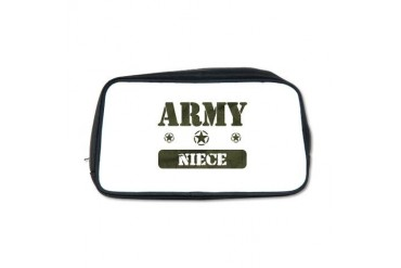 Army Niece Army Toiletry Bag by CafePress