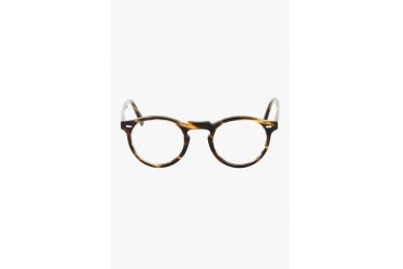 Oliver Peoples Brown Tortoiseshell Gregory Peck Glasses