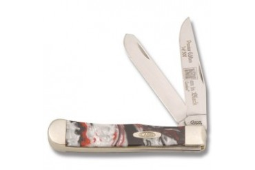 F/Case Premier Edition Trapper with Man In Black Corelon Handle