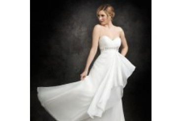 Ella Rosa Wedding Dresses - Style BE249