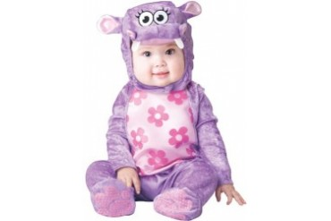 Toddler Cutie Hippo Girls Infant Halloween Costume