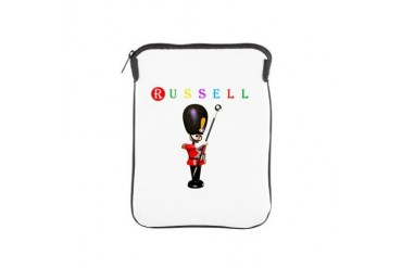 Russell Marching band iPad Sleeve by CafePress