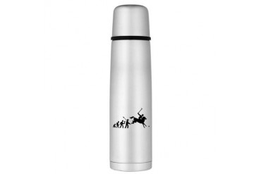 Polo Large Thermos Bottle Sports Large Thermosreg; Bottle by CafePress