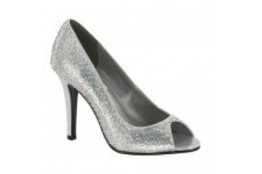 Dyeables Shoes - Style Sienna Silver 38514