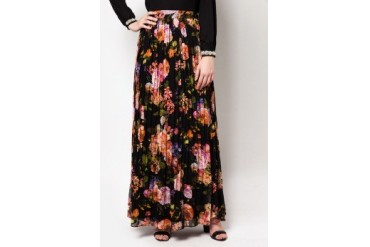 DressingPaula Printed Long Skirt
