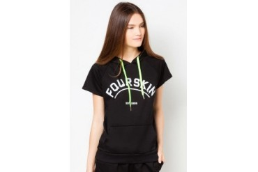 Fourskin Short Sleeve Hoodies