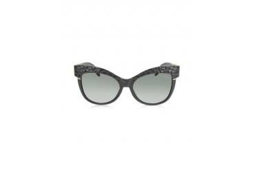 Women's Teti 740S 01B Black Sunglasses