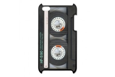 Retro Cassette iPod Touch 4 Case