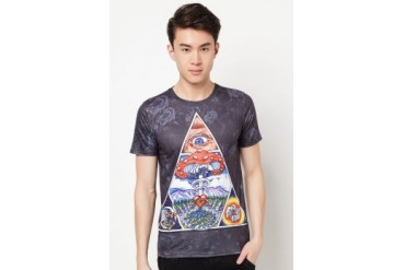Jae Homme Triangle T-Shirt