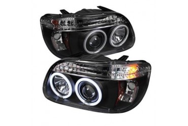 Spyder Auto Group CCFL Projector Headlights 5039316 Headlight Replacement