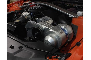 ProCharger Stage II Intercooled System with i-1 Ford Mustang GT 5.0 11-14