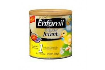 Enfamil Premium Lipil Infant Formula With Iron Powder 12.5 oz