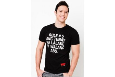 Spoofs MENS RULE NO 5 T-SHIRT