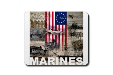 MARINES 1776 Mousepad
