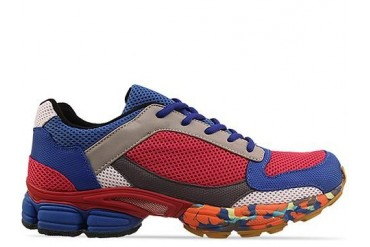 Topman TMD Runner in Bright Pink Multi size 11.0