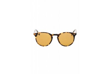Oliver Peoples Brown Tortoiseshell Sir Omalley Sunglasses