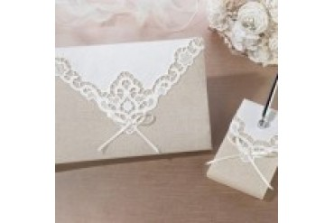 Lillian Rose Guest Book - Style GB882