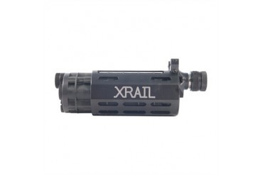Shotgun Xrail Systems - Benelli Compact Xrail System Black
