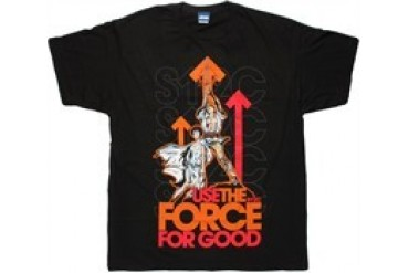 Star Wars Use the Force for Good SUp2C T-Shirt Sheer