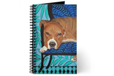 quot;Pit Bullquot; Art Journal by CafePress