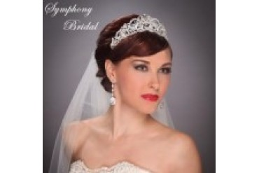 Symphony Bridal Crowns - Style 7529CR