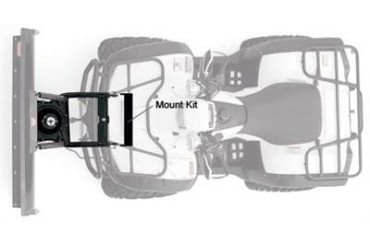 Warn ProVantage ATV Plow Mount Kit  83170 ATV Plow Mount Kit
