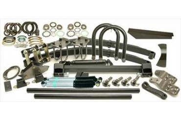 Trail Gear 3 Inch Classic Rear Lift Kit 110033-1-KIT Complete Suspension Systems and Lift Kits