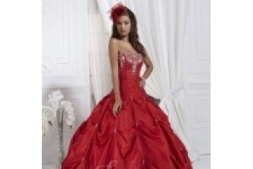 Fiesta Quinceanera Dresses - Style 56229