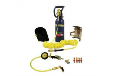 Power Tank 5lb. Package C System  PT05-5160-YL Compressed Air System