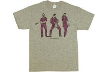 Big Lebowski The Jesus Three Poses T-Shirt